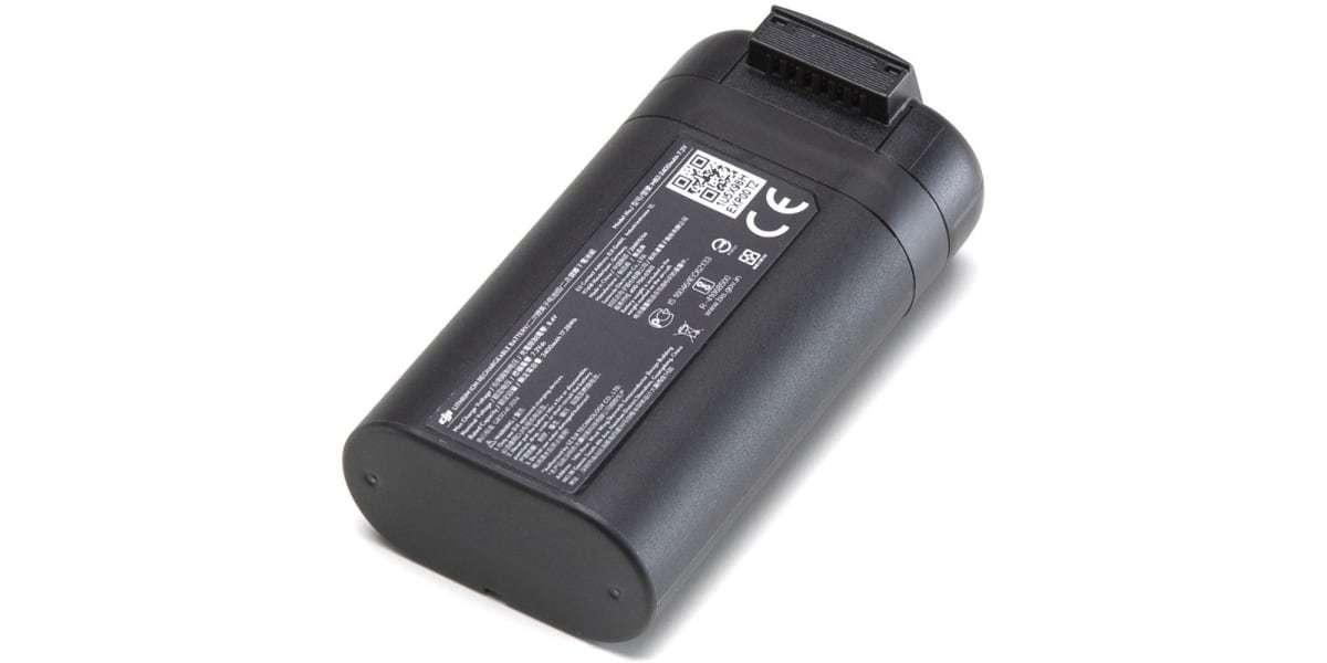 Аккумулятор DJI Mavic Mini Intelligent Flight Battery (Part 4) информация на батарее