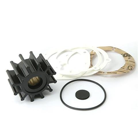 Крыльчатка помпы охлаждения двигателя Johnson/Vetus/Volvo-Penta/Yanmar 500107GT