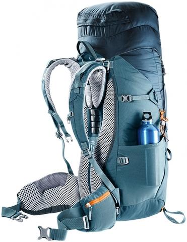 Картинка рюкзак туристический Deuter Aircontact Lite 50+10 Alpinegreen-Forest