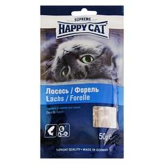 Лакомство для кошек Happy Cat с лососем и форелью