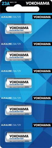 Батарейки Yokohama 23A, 12V (5/50) BL