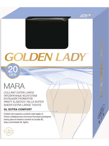 Колготки Mara 20 Golden Lady