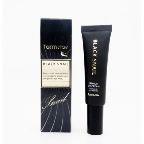 Farm Stay Black Snail Premium Eye Cream