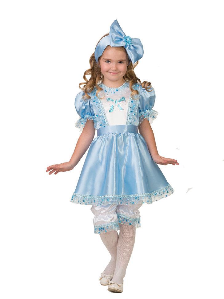 Карнавальный костюм Мальвина детский