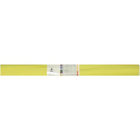 Бумага для творчества Werola лимонная 50x250 см