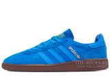 Кроссовки Мужские Adidas Spezial Blue Brown