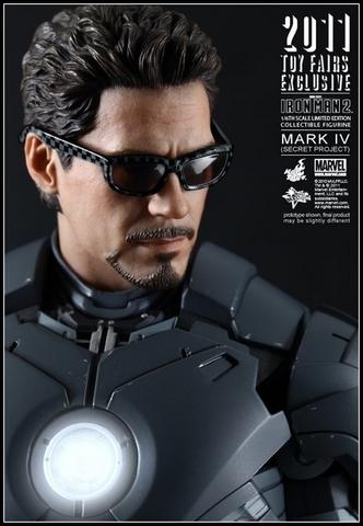 Mark IV Secret Project (2011 Toy Fairs Exclusive)