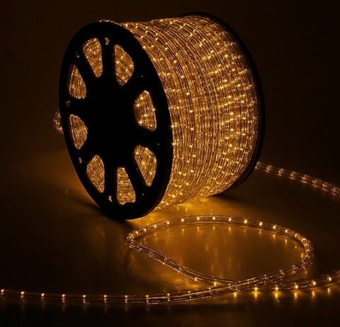 Дюралайт LED желтый