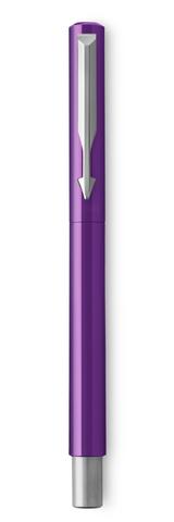 Перьевая ручка Parker Vector Standard F01, цвет: Purple123