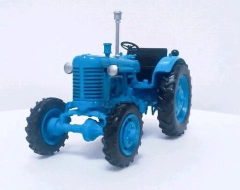 Модель Трактор №74 МТЗ-7 (история, люди, машины)