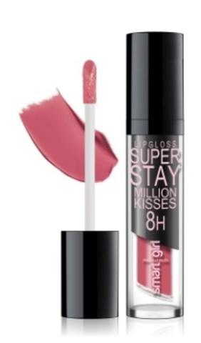 BelorDesign Smart Girl Супер стойкий блеск для губ Million kisses тон 203 сахарный имбирь