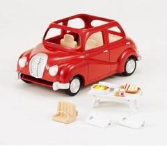 Sylvanian Families Семейный автомобиль красный (2002SF)