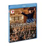 Andris Nelsons, Wiener Philarmoniker / New Year's Concert 2020 (Blu-ray)