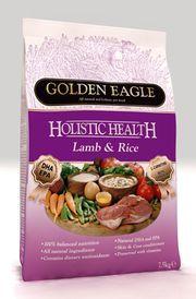 Golden Eagle Сухой корм Golden Eagle Holistic Lamb Голден Игл Холистик Ягненок с рисом B_Lamb.jpg