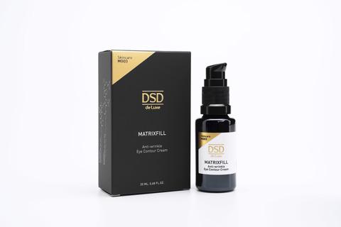 DSD De Luxe Матриксфилл крем против морщин для ухода за кожей вокруг глаз MATRIXFILL M003
