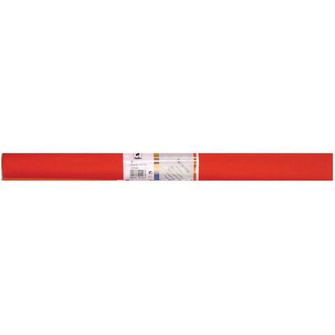 Бумага гофрированная Werola оранжевая 50x250 см
