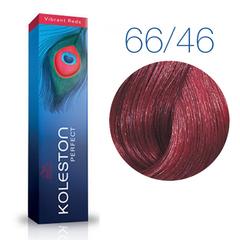 Wella Professional KOLESTON PERFECT 66/46 (Красный рай) - Краска для волос