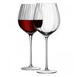 Набор из 4 больших бокалов для красного вина Aurelia 660 мл LSA International G845-21-776   Купить в Москве, СПб и с доставкой по всей России   Интернет магазин www.Kitchen-Devices.ru