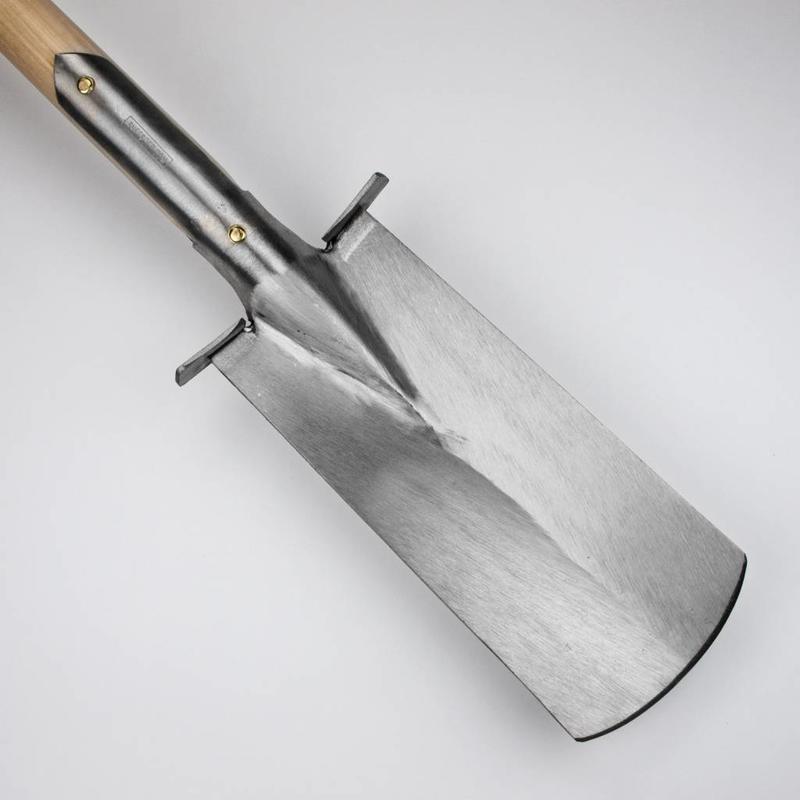 Узкая Лопата Sneeboer с подставкой. 100 см рукоятка