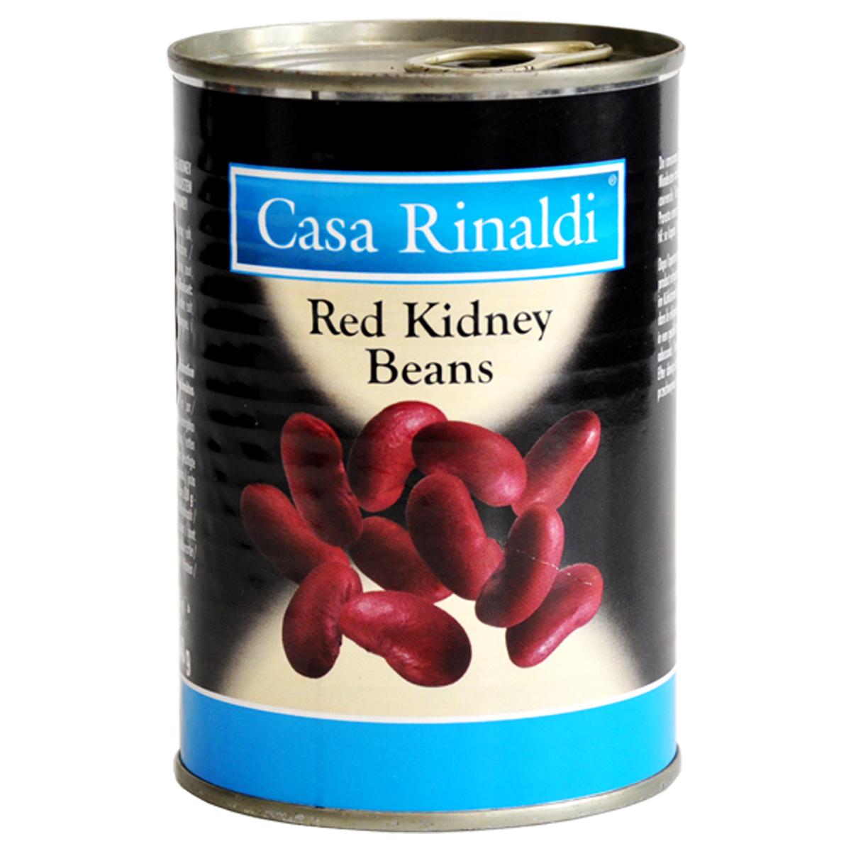 Фасоль Casa Rinaldi красная Ред Кидни 400 г