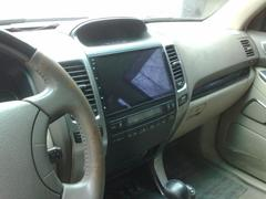 Магнитола CB-3017T8 Lexus GX/Toyota Prado 120 2002-2009 Android 8.1