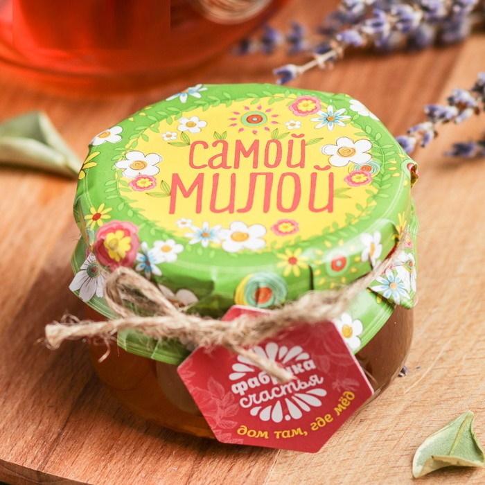 Мед цветочный Самой милой, 130 г фото