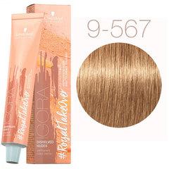 Schwarzkopf Igora Royal Disheveled Nudes 9-567 (Блондин золотистый шоколадно-медный) - Краска для волос