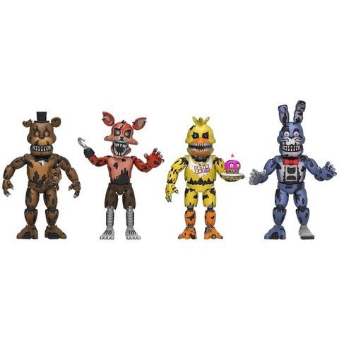 Набор из 4 фигурок Кошмарные