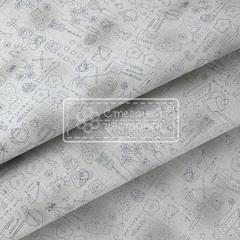 Ткань для пэчворка, хлопок 100% (арт. DAI 0301)