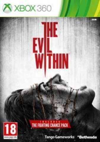 Xbox 360 The Evil Within (русские субтитры)