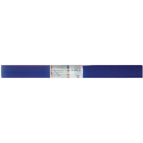 Бумага гофрированная Werola темно-синяя 50x250 см