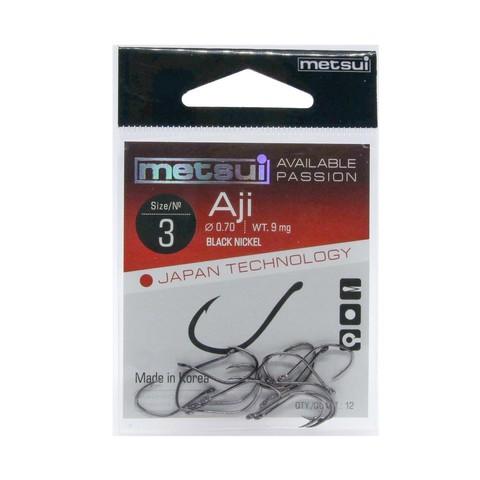 Крючки Metsui AJI bln № 3