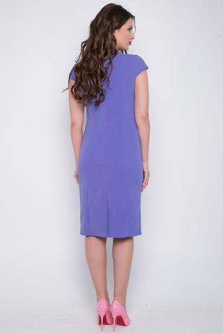<p>Соблазнительное платье с эффектным вырезом горловины сделает Вас неотразимой и каждый раз напомнит всем вокруг, на что способна сила женской красоты и сексуальности.(Длины: 44-100 см; 46-100см; 48-101 см; 50-102см)&nbsp;</p>