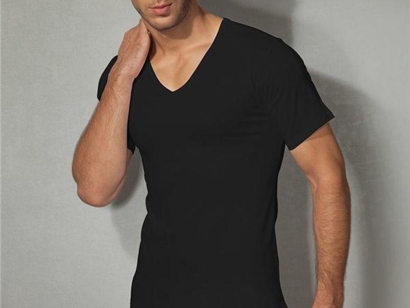 Мужская футболка Doreanse 2825 black