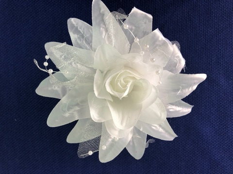 Цветок (белый)(deni).