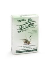 Греческое мыло с мастикой и оливковым маслом Mirovolos от Anemos 100 гр