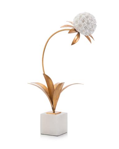 Porcelain Hydrangea