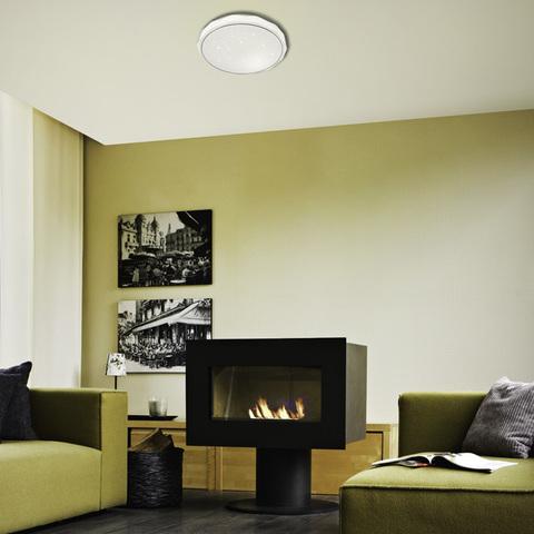 Настенно-потолочный светильник 2045/EL серии GINO