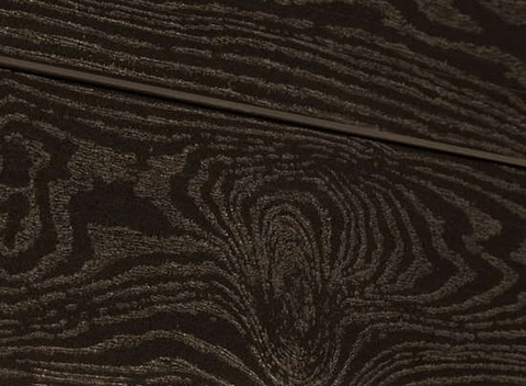 Террасная доска SW Padus (T) - тангенциальный распил. Цвет темно-коричневый.
