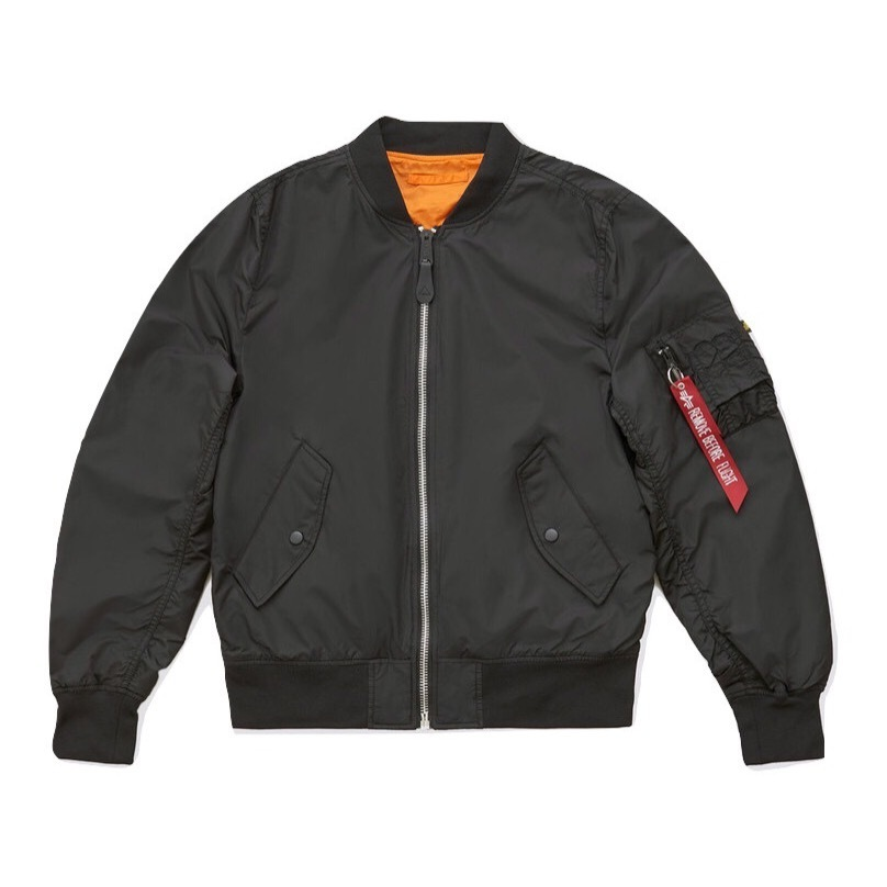 Куртка Alpha Industries L-2B Scout W Black (черный)