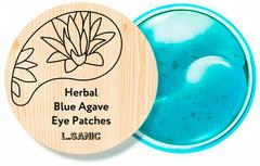 L.Sanic Herbal Патчи под глаза гидрогелевые c голубой агавой