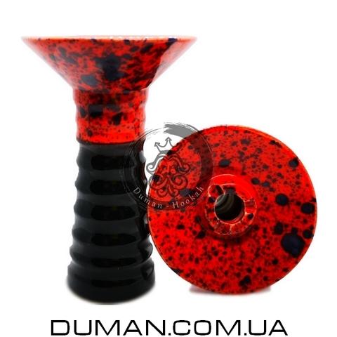 Чаша GrynBowls для кальяна |Small Alien Black-Red