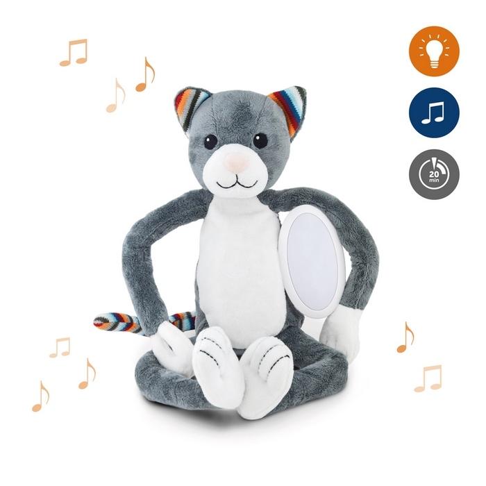 Ночник с успокаивающими мелодиями Котёнок Кэти
