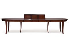 Стол обеденный Кензо (Kenzo KZ-T10EX3L)  — Maf brown (коричневый в рыжину)