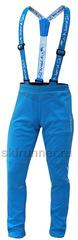 Лыжные разминочные брюки NordSki Premium Blue