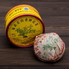 """Сягуань """"Иу Чжэнь Шань Лао Шу"""" Шен Пуэр, 2012 год"""