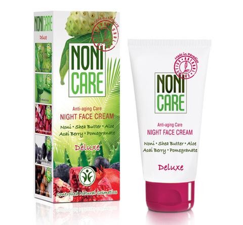 Ночной крем от морщин - Night Face Cream