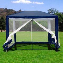 Садовый шатер с сеткой AFM-1061NB Blue