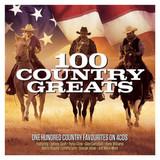 Сборник / 100 Country Greats (4CD)