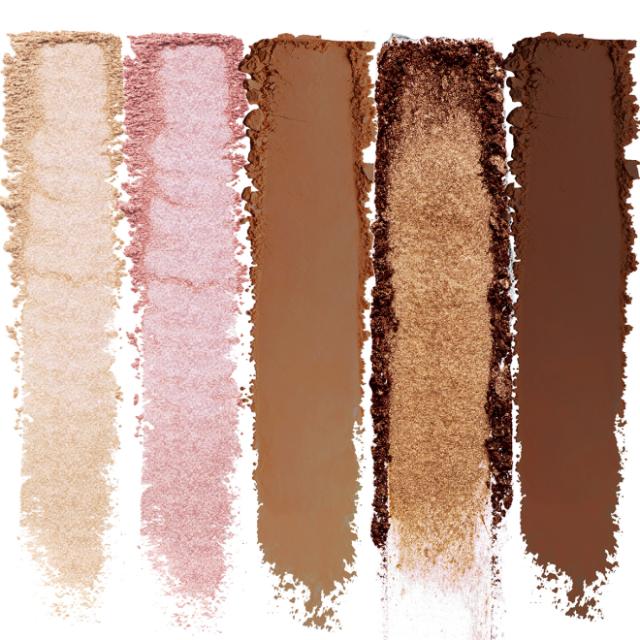 Палетка для макияжа глаз Unzipped Unfiltered Eye Shadow Palette